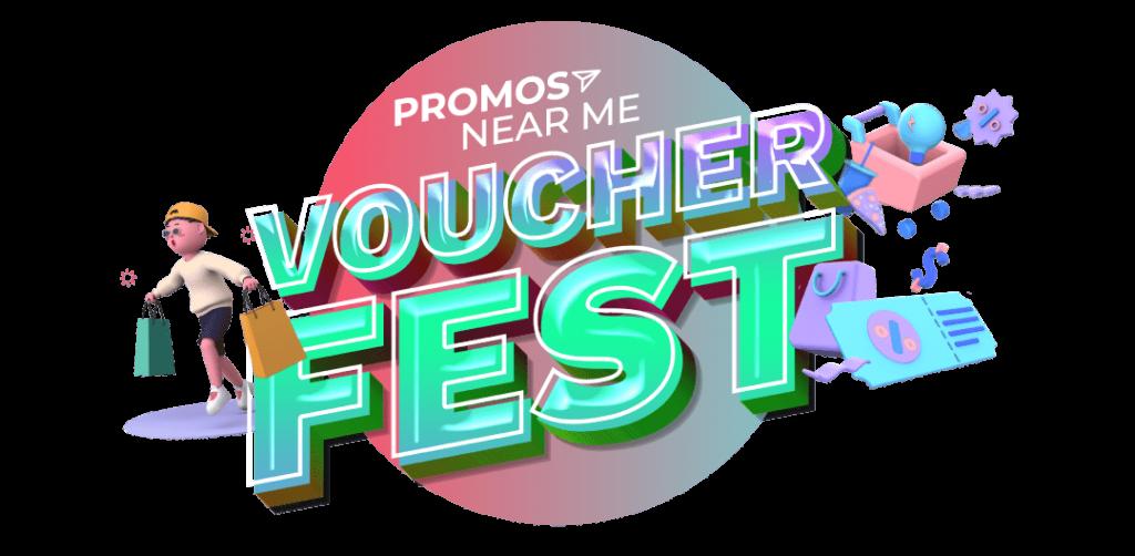 Promosnear.me: Voucher Fest 2021, Singapore's First Digital Voucher Festival for Brick-and-Mortar SMEs